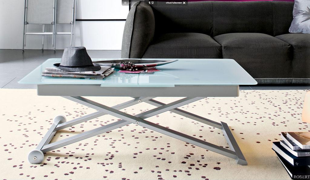 Connubia calligaris eleven cb 503 coffee table for Tavolo eleven calligaris