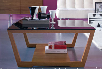 Calligaris Element Square Coffee Table