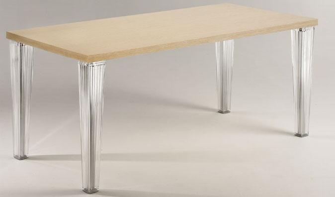 Kartell toptop 4246 table for Bureau kartell