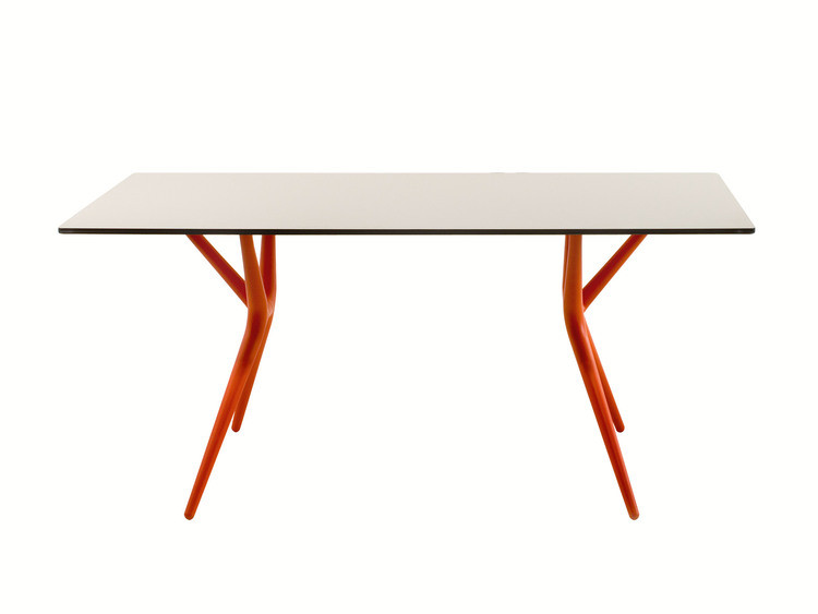 Kartell spoon table 4506 spoon table 4506 table for Table kartell