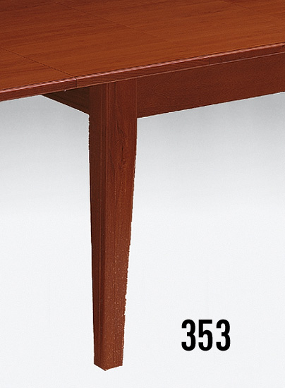 Eurosedia alalunga 300 353 table for Table 90x90 extensible