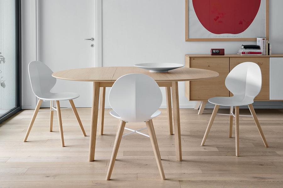 ... Calligaris Cream Table CS/4063 RD