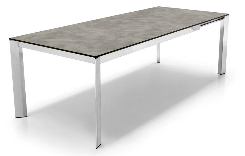 connubia calligaris baron cb 4010 ml 160 8b table