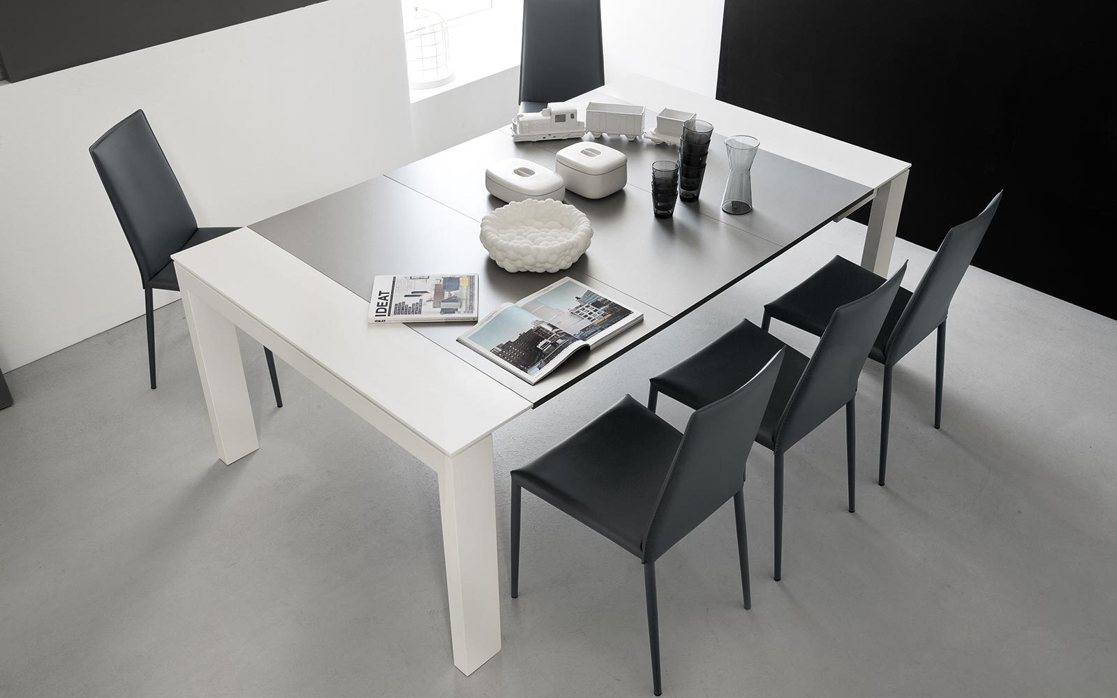 connubia calligaris sigma consolle cb 4069 xll 100 table