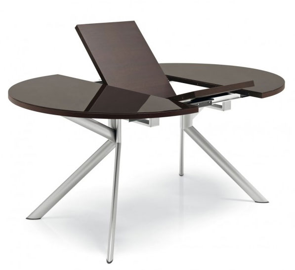 Connubia calligaris meteor cb 4738 table for Table extensible calligaris