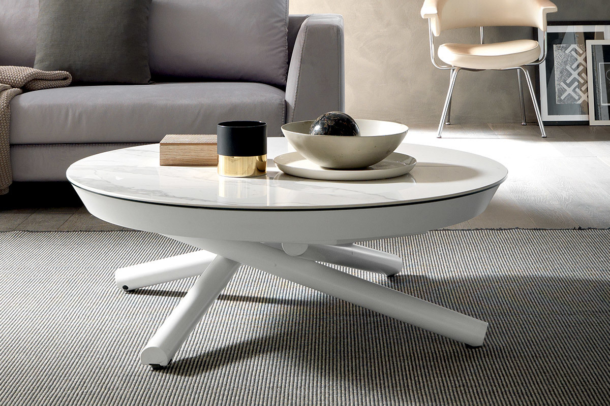 Picture of: Altacom Helios Convertible Table