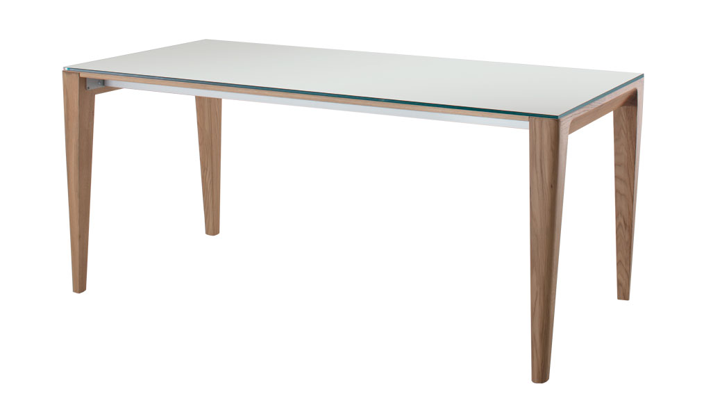 Sedit mirage extensible table for Table extensible hpl