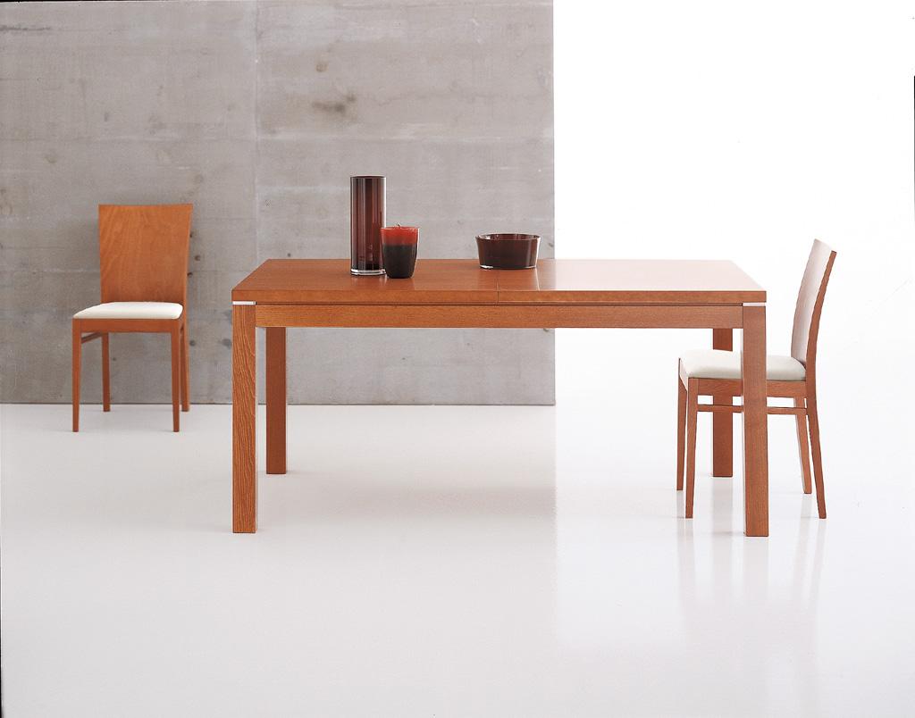 Eurosedia nevada impiallacciato 380 table for Table 70x70 extensible
