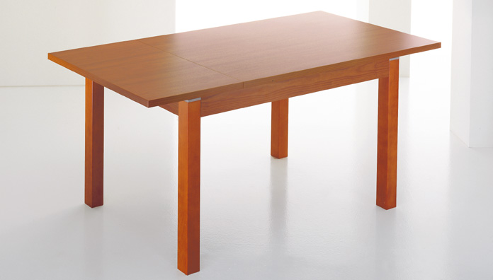 Eurosedia oregon 466 table for Table 70x70 extensible