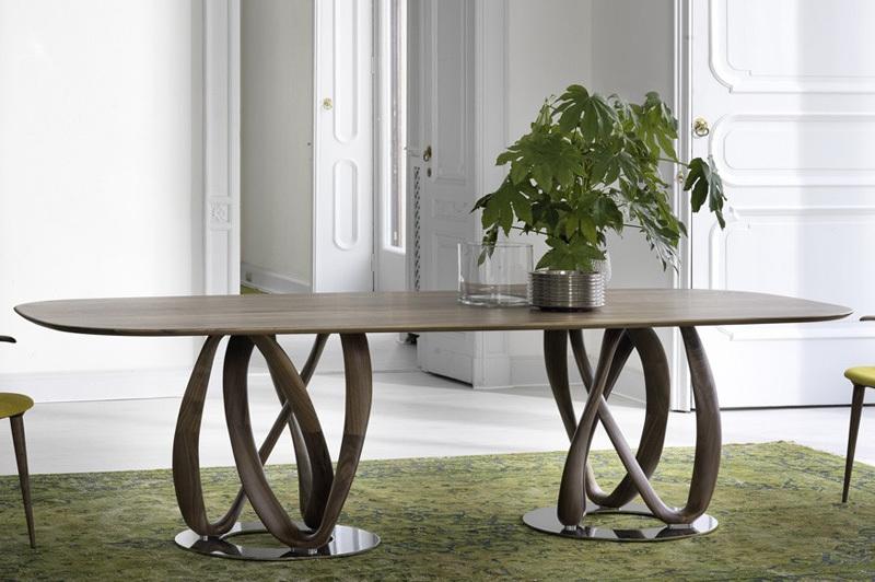 Porada Infinity Ovale 2 L - Table