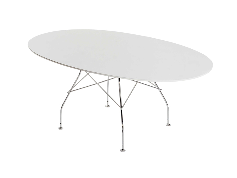 Kartell glossy 4562 table