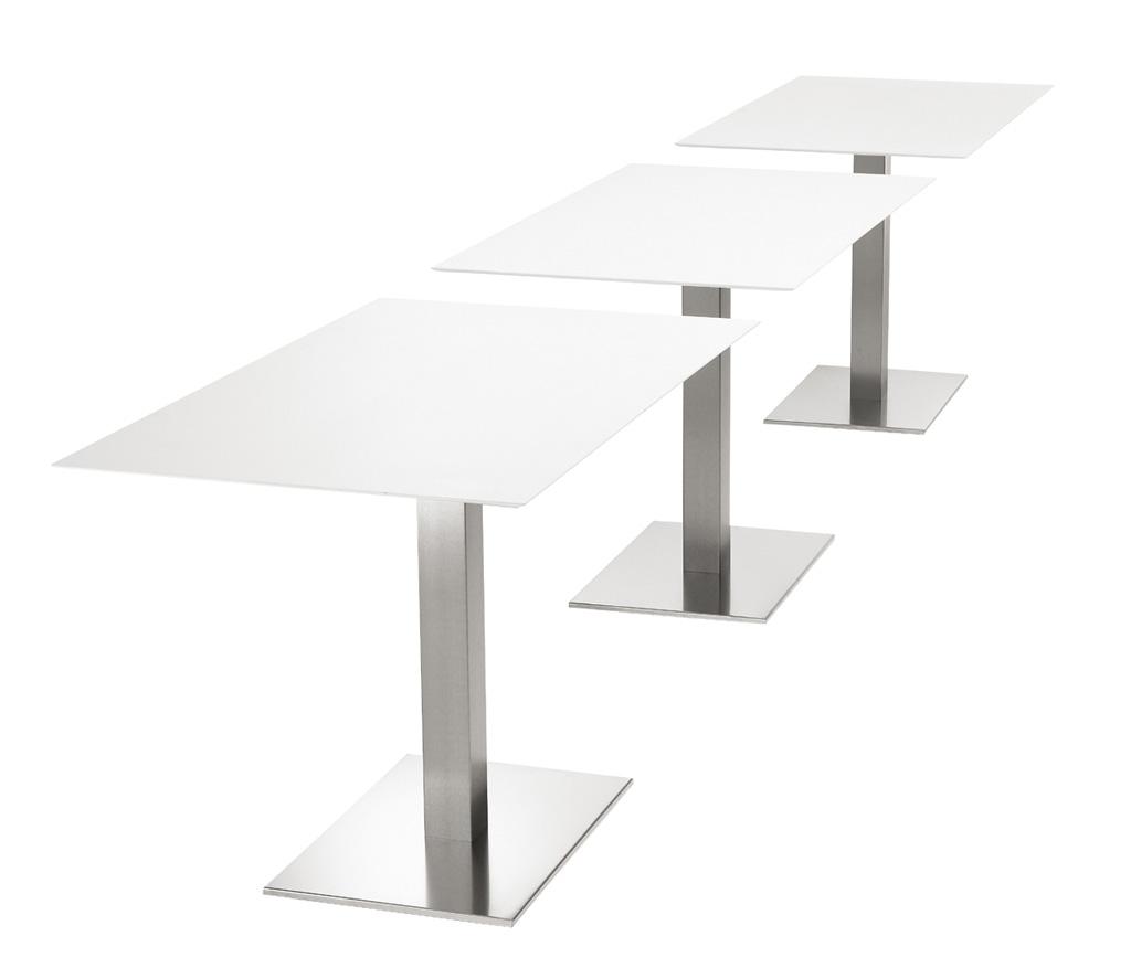 pedrali inox 4471 table. Black Bedroom Furniture Sets. Home Design Ideas