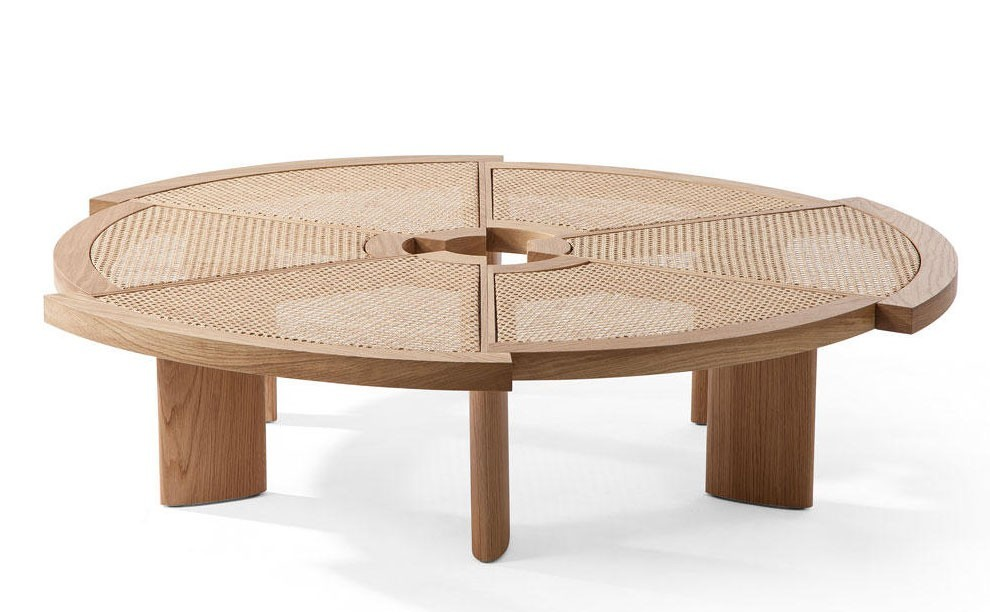 Wondrous Cassina 529 Rio Low Table By Charlotte Perriand Ocoug Best Dining Table And Chair Ideas Images Ocougorg