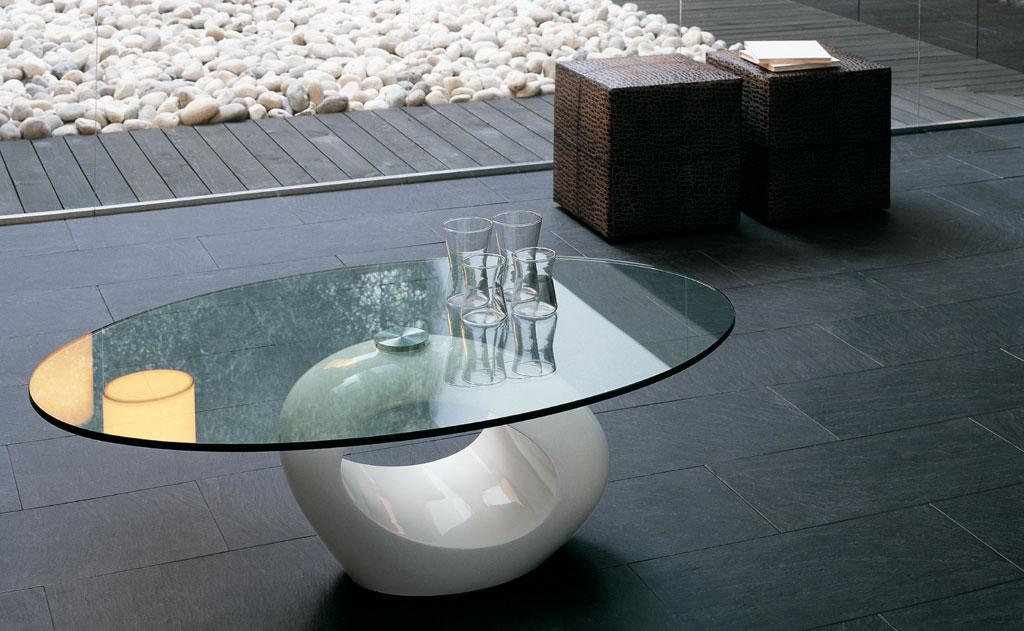 Tonin Casa coffee table Dubai 6608 - T6608 - Coffee Table