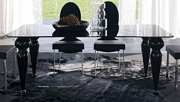 Tonin Casa table Bexley 8029-RS - Table