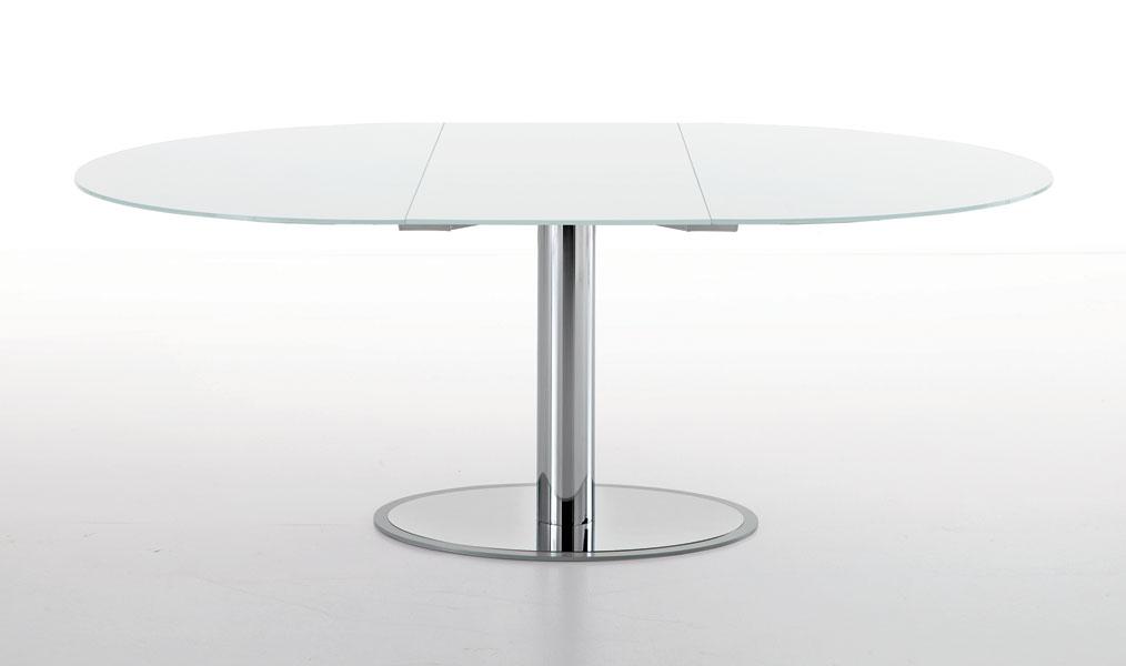 Sedit venus ovale vena30 table - Table ovale extensible ...
