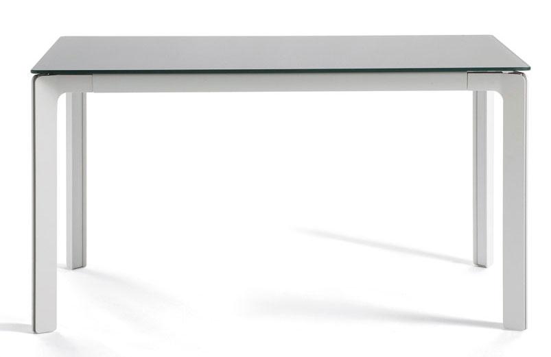Cattelan italia table extensible zeno 120x80 zeno 120x80 for Table 120x80