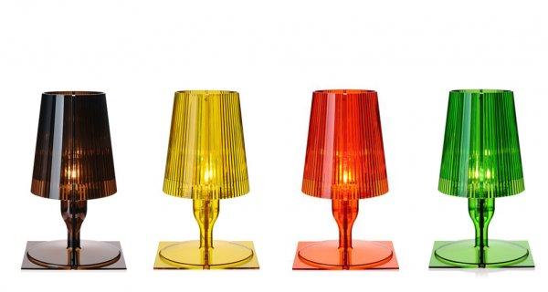Kartell Take 9050 - Table Lamp