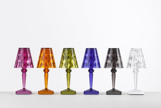 Kartell Battery 9140 Table Lamp