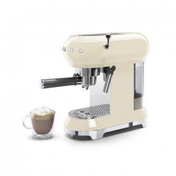 Smeg ECF01CREU - Coffee Maker