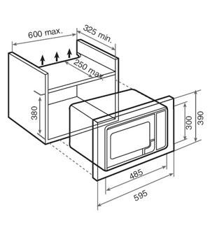 Teka tmw 20 2 bis microondas empotradas - Microondas de encastrar ...