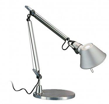 Artemide tolomeo mini tabla fluo a00 mini fluo for Artemide lamparas de mesa