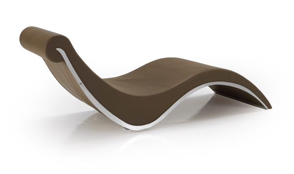 Cattelan italia sylvester chaise longue sillones for Sillones chaise longue
