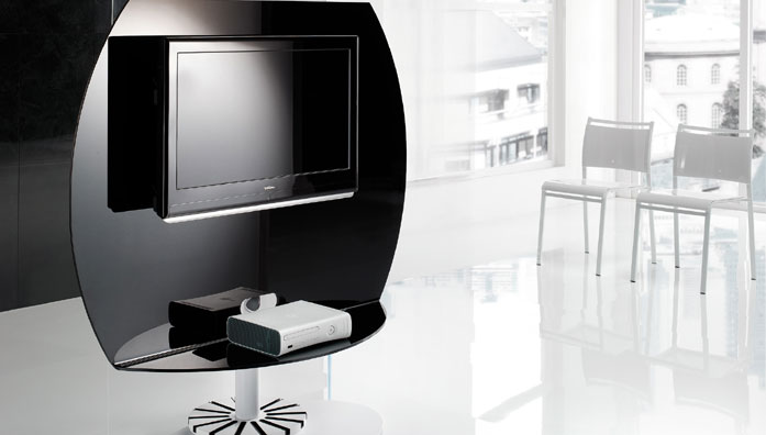Target point mueble para tv vision soporte para tv for Mueble con soporte para tv
