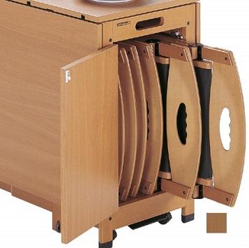 Foppapedretti copernico mesas ahorra espacio - Foppapedretti tavoli pieghevoli ...