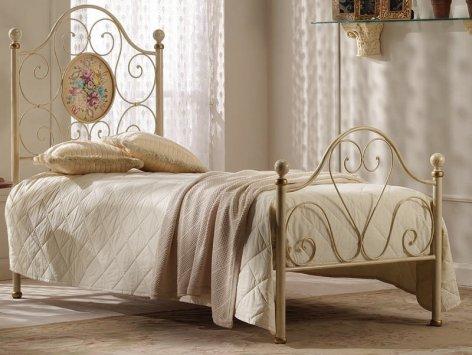 Target Point cama Gardenia solo con armazón de la cama sin estribo ...