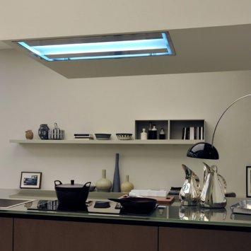 falmec design nuvola plafond 140 cm hottes encastrables. Black Bedroom Furniture Sets. Home Design Ideas