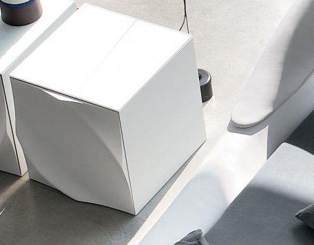 tonin casa table de chevet leaves night 8546 dx t8546 dx. Black Bedroom Furniture Sets. Home Design Ideas