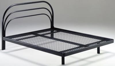 sommier double ram 75x25 metal sommiers pour h tels. Black Bedroom Furniture Sets. Home Design Ideas