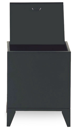 olimpia splendid coffre pour pellet s rie mia accessoires po les et ch min es. Black Bedroom Furniture Sets. Home Design Ideas