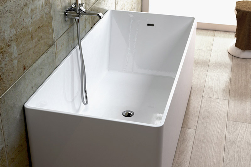 flaminia wash mw150 baignoires en pose libre. Black Bedroom Furniture Sets. Home Design Ideas