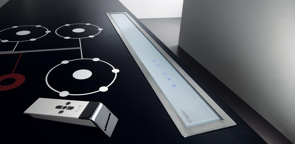 elica adagio ix f 90 syst me downdraft. Black Bedroom Furniture Sets. Home Design Ideas