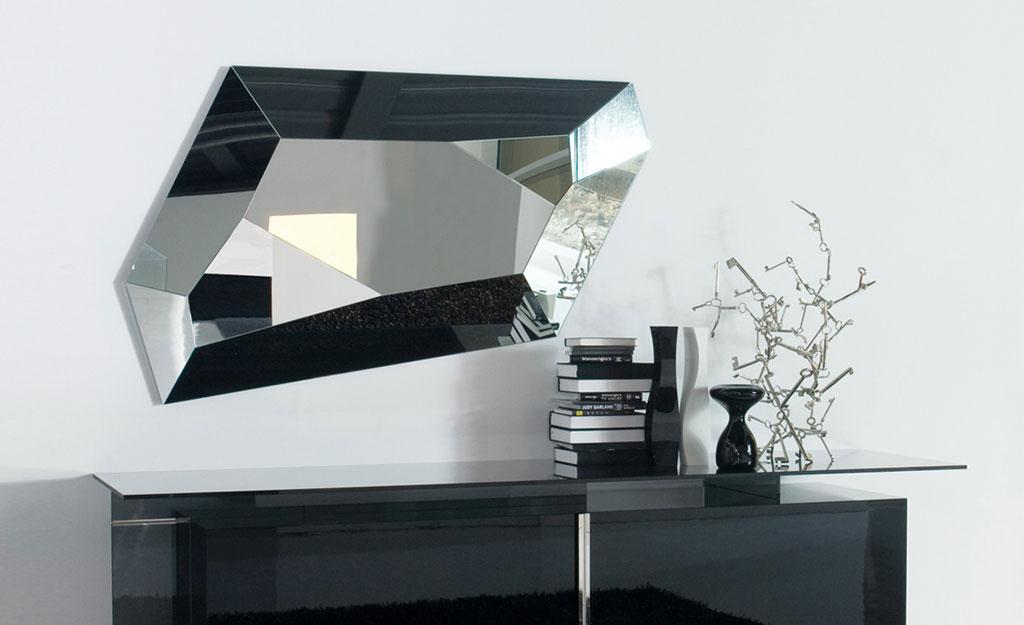 Cattelan italia diamond miroirs for Diamant coupe miroir