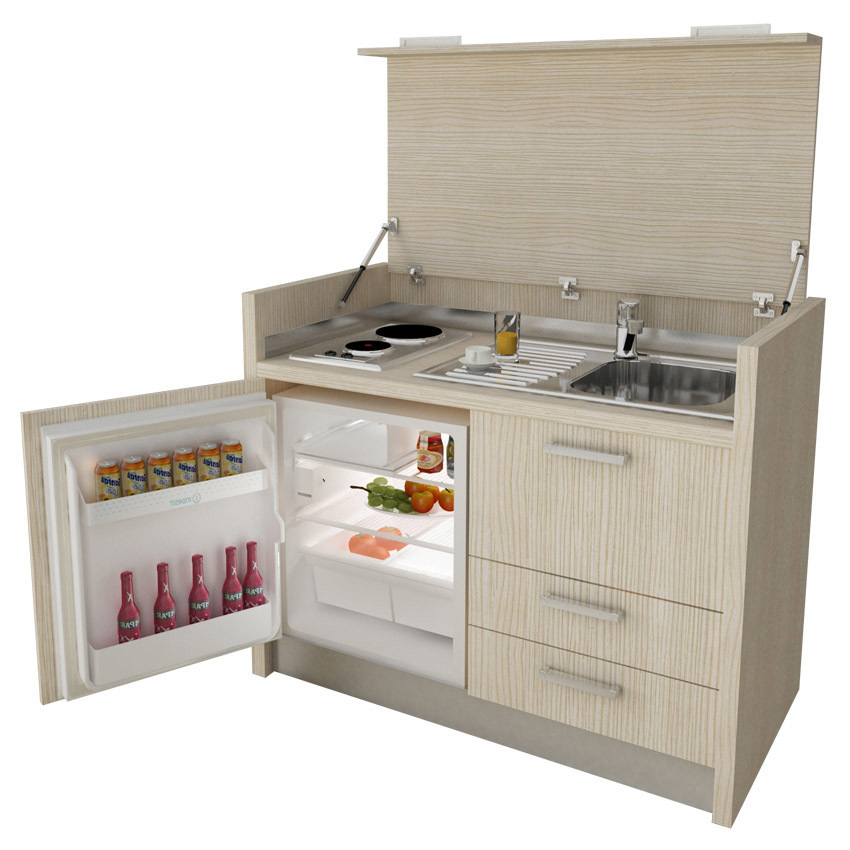 Mobilspazio zeus k140 kitchenette - Meuble zeus ...