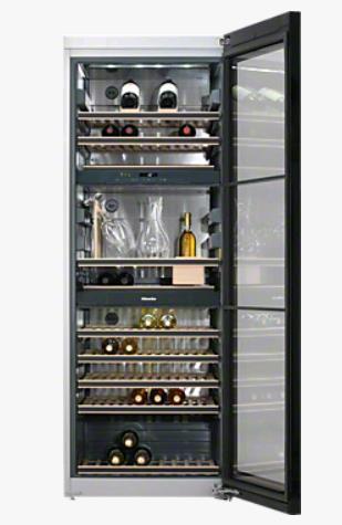 miele kwt 6834 sg caves vin pose libre. Black Bedroom Furniture Sets. Home Design Ideas