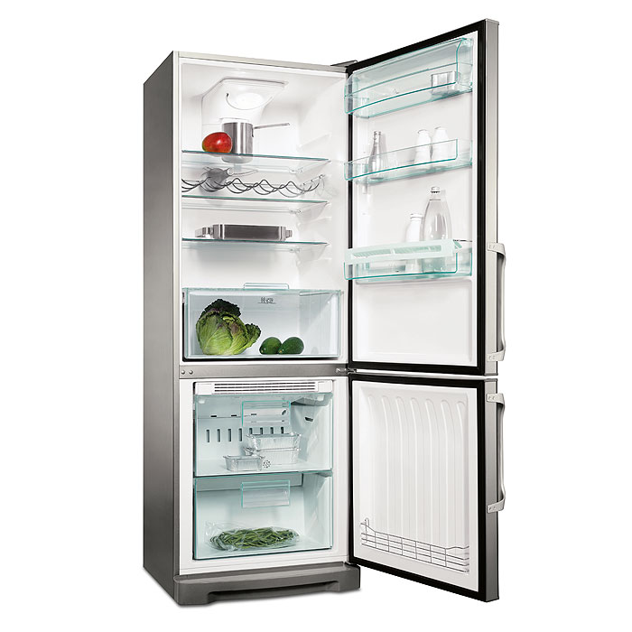Electrolux RNB 44355 X - Réfrigérateurs - Pose libre