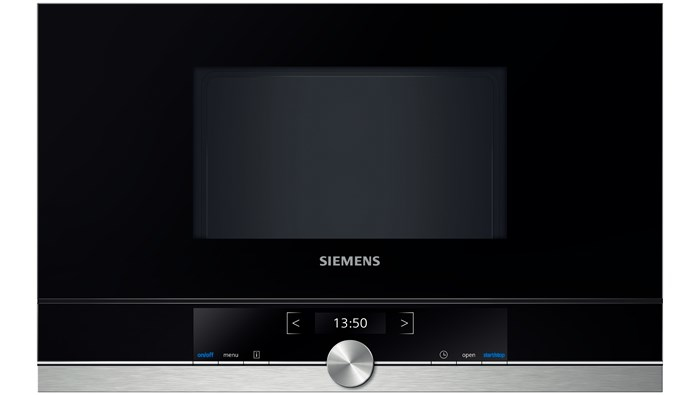siemens bf634lgs1 micro ondes int grable. Black Bedroom Furniture Sets. Home Design Ideas