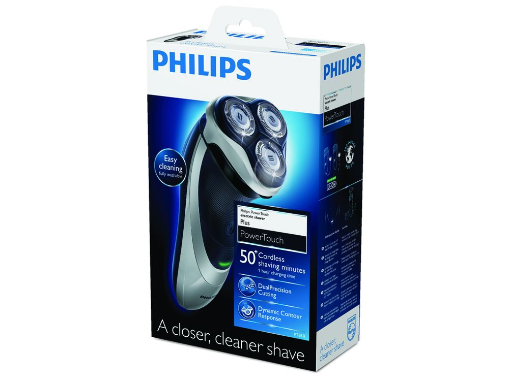 philips pt860 t tes flexibles lames dualprecision rasoir. Black Bedroom Furniture Sets. Home Design Ideas