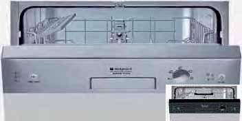 Hotpoint Ariston LSB 5B019 CB EU - Lave-vaisselles - Intégrables
