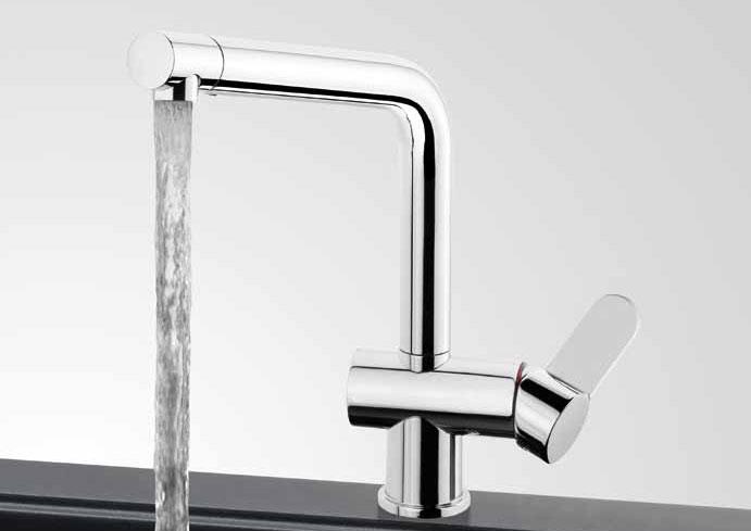 schock aquabridge robinets de cuisine. Black Bedroom Furniture Sets. Home Design Ideas