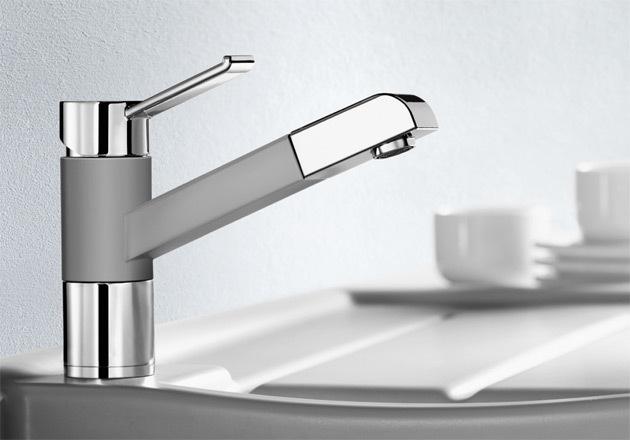 blanco zenos s robinets de cuisine. Black Bedroom Furniture Sets. Home Design Ideas