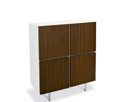 connubia calligaris seattle cb 6004 5 meubles individuels. Black Bedroom Furniture Sets. Home Design Ideas