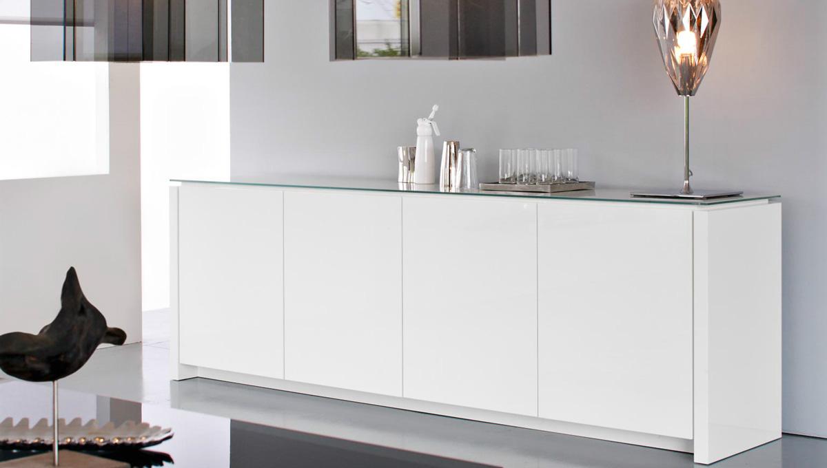 Connubia calligaris mag cb 6029 7 meubles individuels for Madie calligaris
