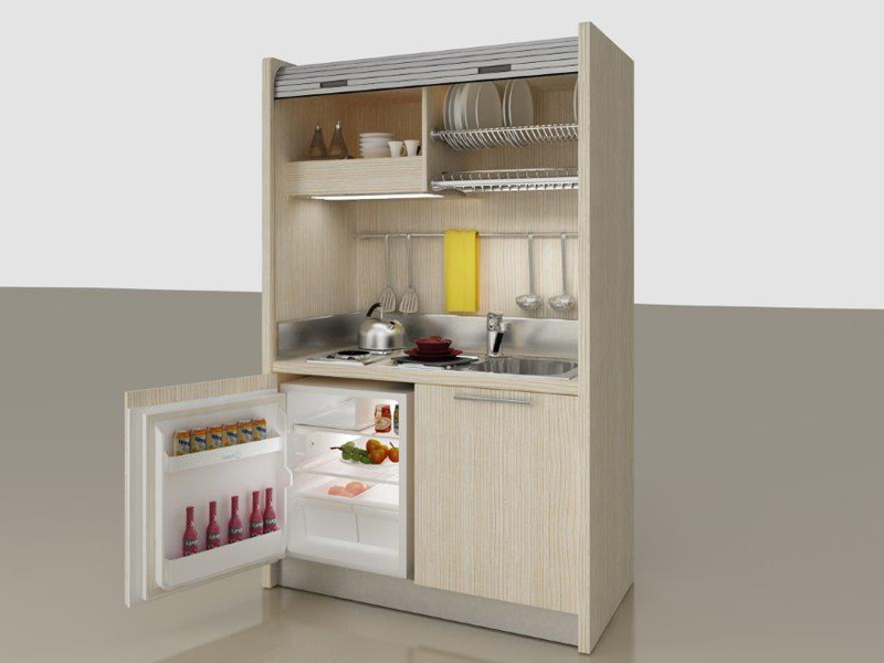 Mobilspazio zeus k102 kitchenette - Meuble zeus ...