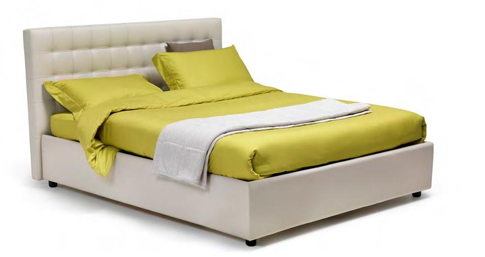 lit moderne avec rangement venere