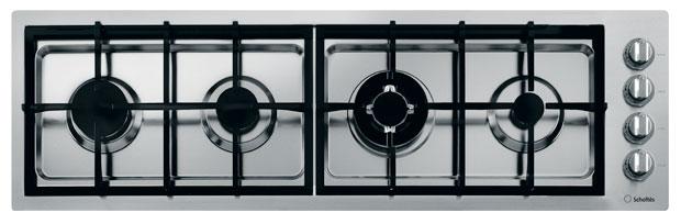 Scholtes PP 30TC 120 SF - Tables de cuisson à gaz